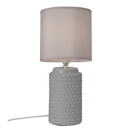 Lampa Bubbles i ljusgrå keramik